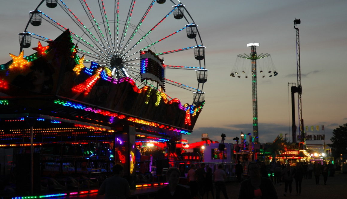 The Wingrove Hoppings