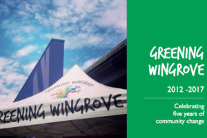 Greening Wingrove – An Amazing Five Years