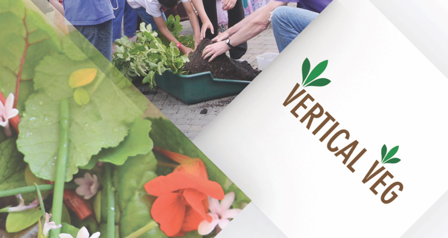 Vertical Veg – Growing Strong