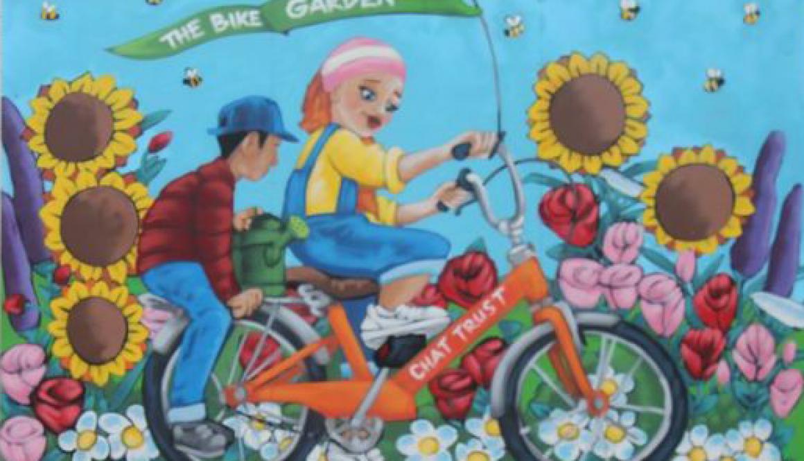 The Bike Garden in Nuns Moor Park – November Update