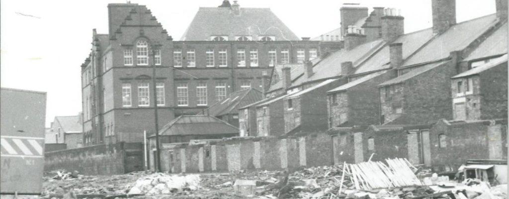 Arthur's Hill demolition