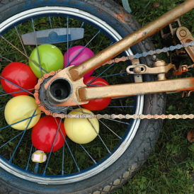 Apple Day 2016 - Bike