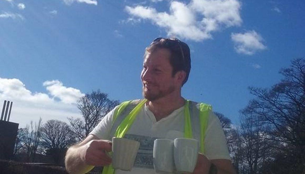 Pete Billham's Wise Words on Volunteering for Greening Wingrove