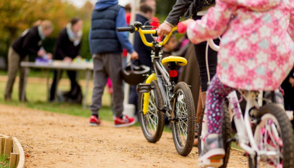 Nuns Moor Park Cycling Hub Idea Explored