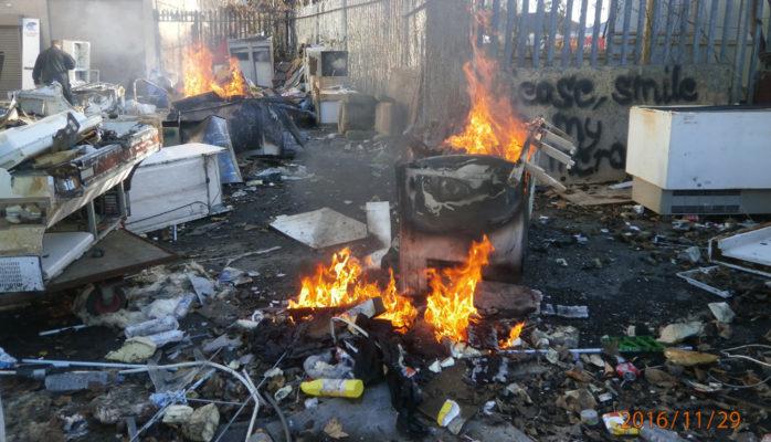 Bentinck Road Waste 1